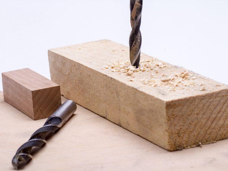 foratura legno