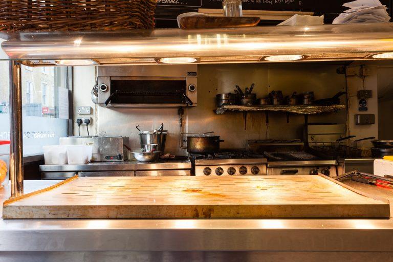 come scegliere una cucina professionale